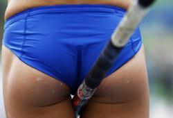 【アスリート】棒高跳び・・・棒とマンコが融合するイヤラシイスポーツだったw