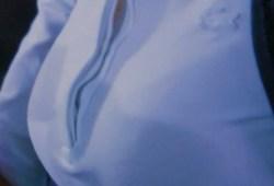 綾瀬はるか『義母と娘のブルース』腹芸で揺れる巨乳【GIF有】ハチキレそうなロケット乳w