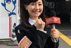 【GIF有】『YOUは何しに日本へ?』佐竹明咲美アナ[TSC]スカートが破れて太もも露わ白パンチラリw