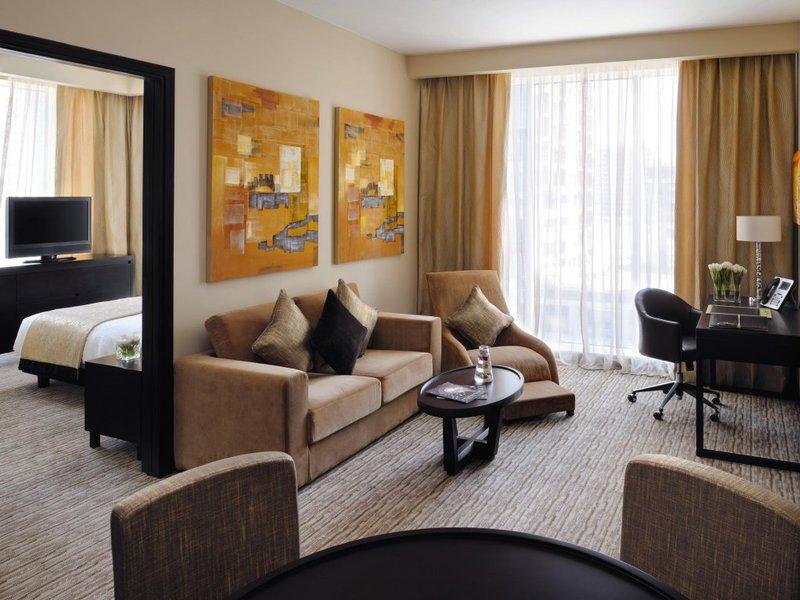 Mövenpick Hotel Jumeirah Lakes Towers Dubai