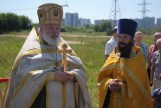 09 - Освящение закладного креста