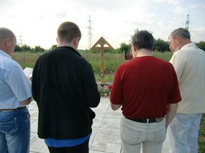10 - Чтение канона свв. Петру и Февронии