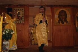 6 - Первая Божественная литургия