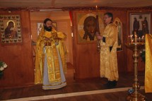11 - Первая Божественная литургия