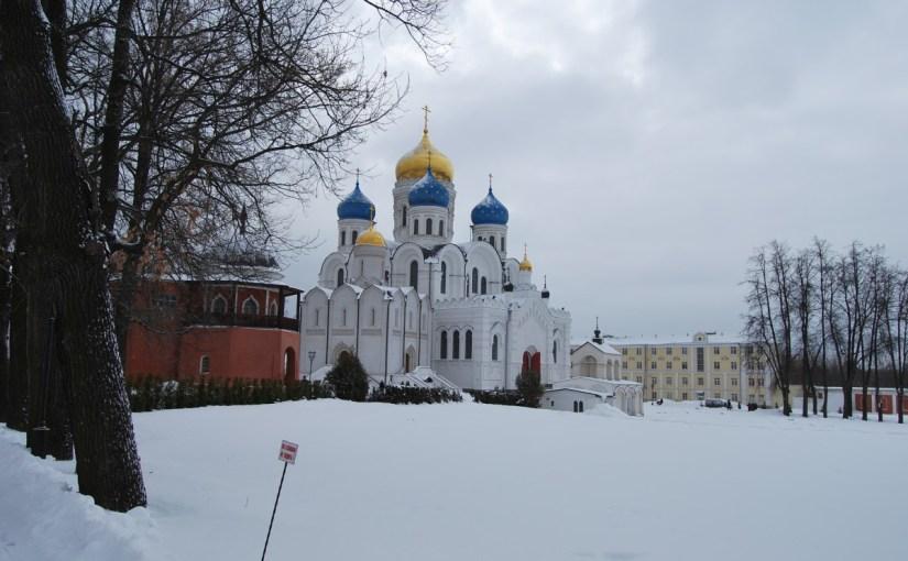 Поездка в Николо-Угрешский монастырь.
