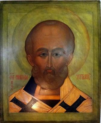 Дежурство наших добровольцев у мощей святителя Николая