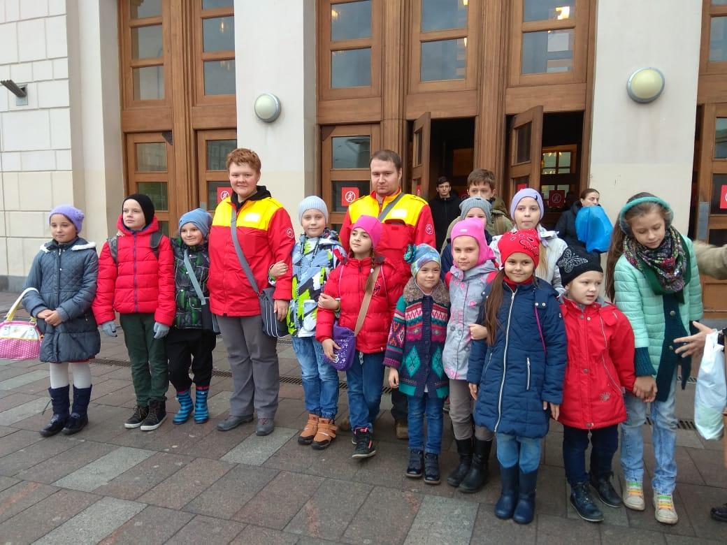 Экскурсия в Музей Москвы