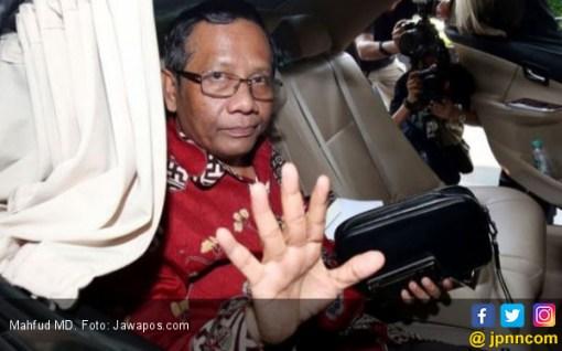 Pesan Prof Mahfud soal Quick Count Pilpres 2019 - JPNN.COM
