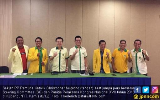 Pemuda Katolik Berharap Presiden Buka Kongres Nasional XVII - JPNN.COM