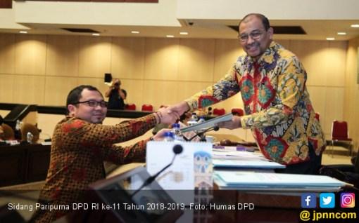 Sidang Paripurna : DPD RI Akan Awasi Pelaksanaan Pemilu 2019 di Tiap Daerah - JPNN.COM