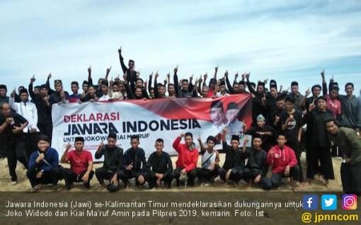 Jawi Kaltim Satu Komando untuk Memenangkan Jokowi - Ma'ruf - JPNN.COM