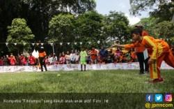Fitolympic Edukasi Anak Anak Tentang Manfaat Permainan Tradisional