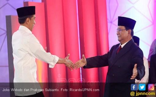 Jokowi Bertemu Prabowo di Stasiun Lebak Bulus - JPNN.COM