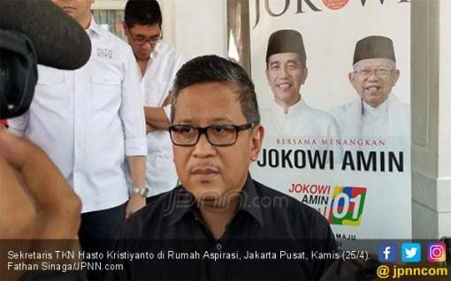 Hasto PDIP Sebut Prabowo Mengingkari Kontrak Politik - JPNN.COM