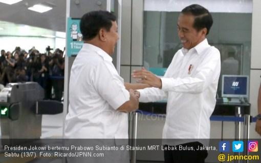 Ada Peran Kepala BIN di Balik Pertemuan Jokowi dan Prabowo - JPNN.COM