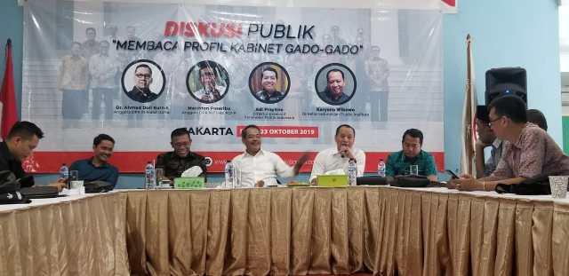 Sederet Tantangan Jokowi usai Pembentukan Kabinet Indonesia Maju