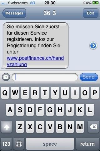 Antwort E-Mail von 363