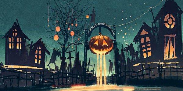 How To Make A Haunted House Halloween Kids Diy Spooky