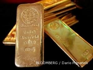 Harga emas masih menanjak terpicu optimisme ekonomi AS
