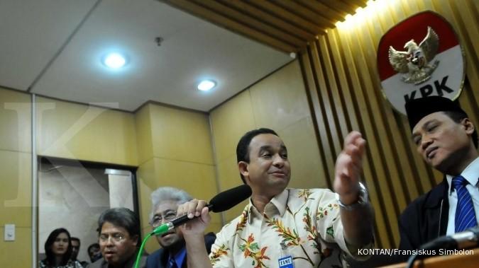 Anies Baswedan dilaporkan ke KPK soal dana Rp 23 T