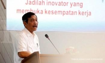 Anggaran dua kementerian koordinator dipangkas