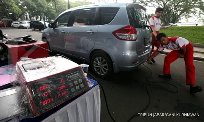 Kata pengusaha untuk cukai emisi kendaraan