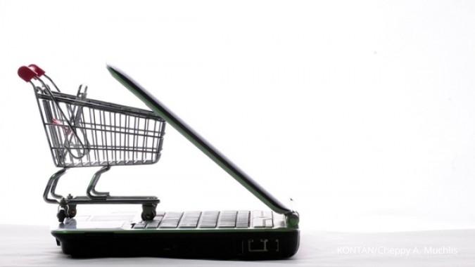 Tak lazim jasa kurir memungut PPN e-commerce