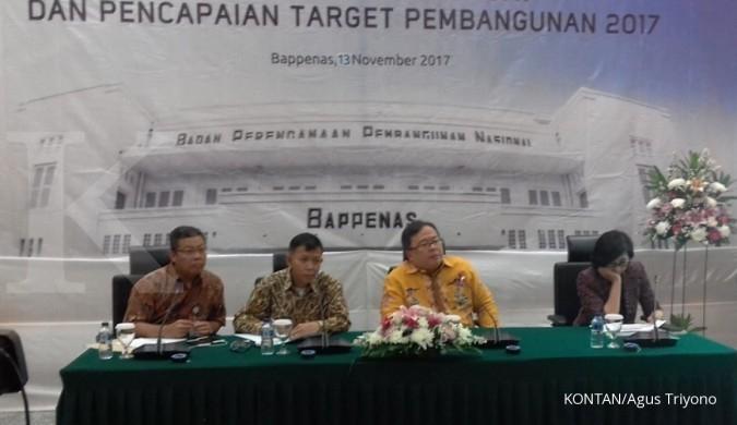 Pemerintah kesulitan mengejar target RPJMN