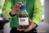 Februari 2020, harga indeks pasar biodiesel Rp 9.539, bioetanol Rp 10.384 per liter 1