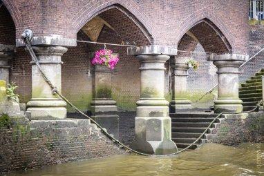 Wassertreppe
