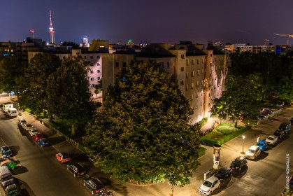 Andre Stadt, andre Nacht