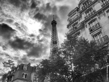 So ein Turm (Paris 2011)