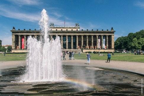 Lustgarten, altes Museum