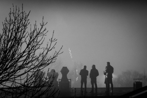 Nebel-Schauen