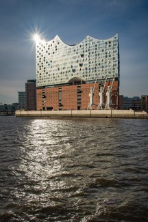Elbphilharmonie, April 18