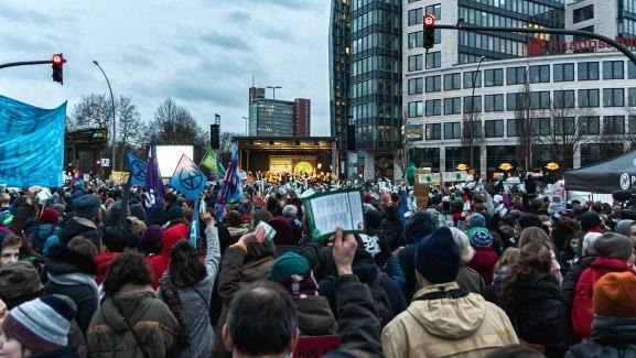 FFF 21.02.2020, Hamburg