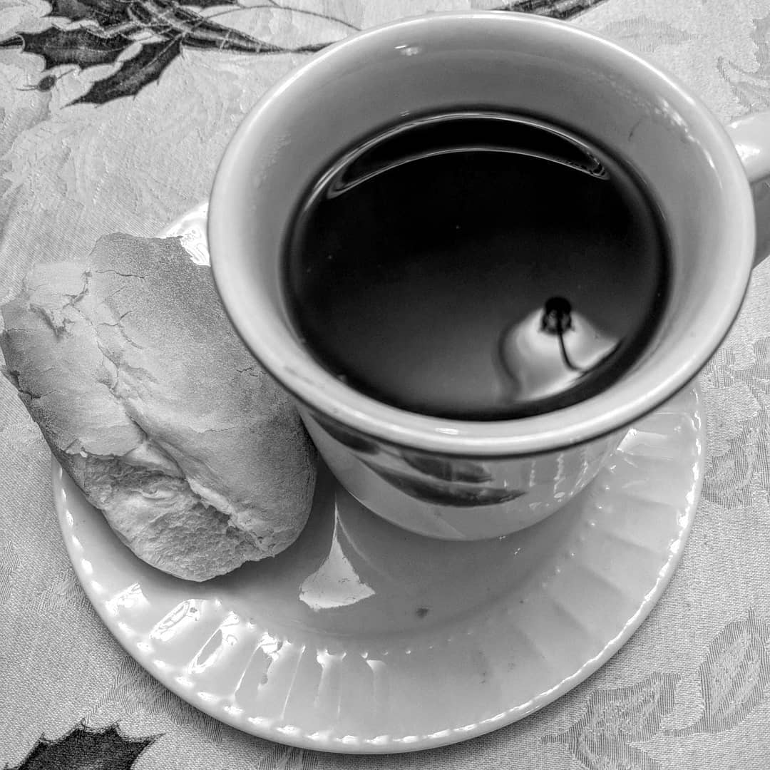 May your coffee cup always be full and the bread soft