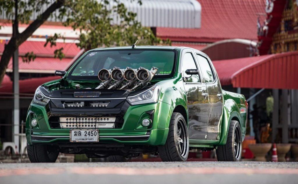 Isuzu D Max5 Turbo