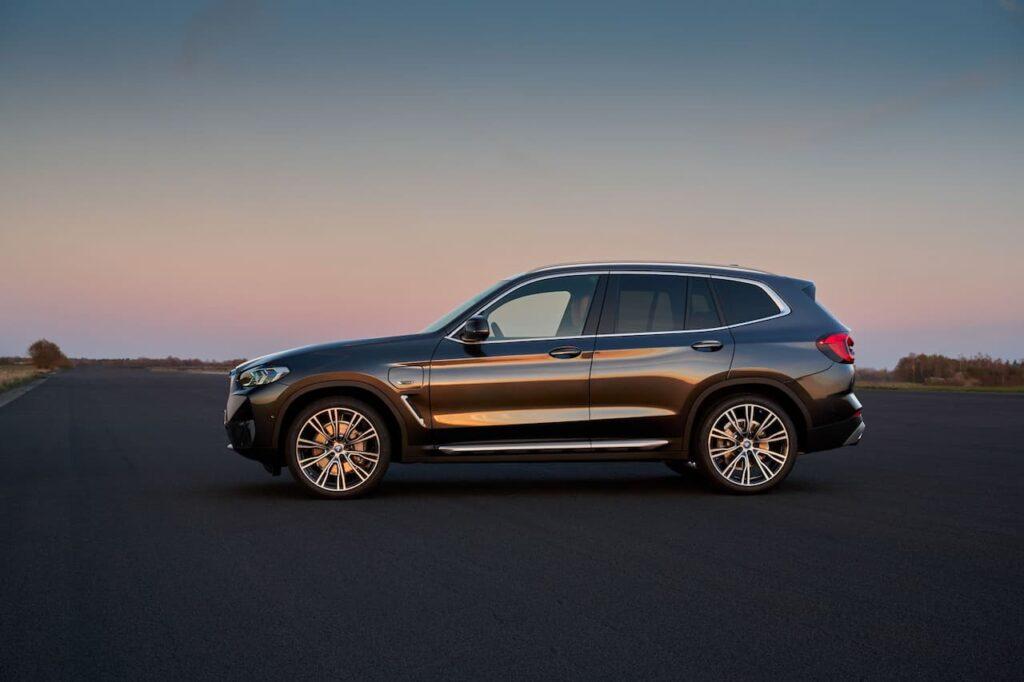 BMW X3 G01 LCI 30