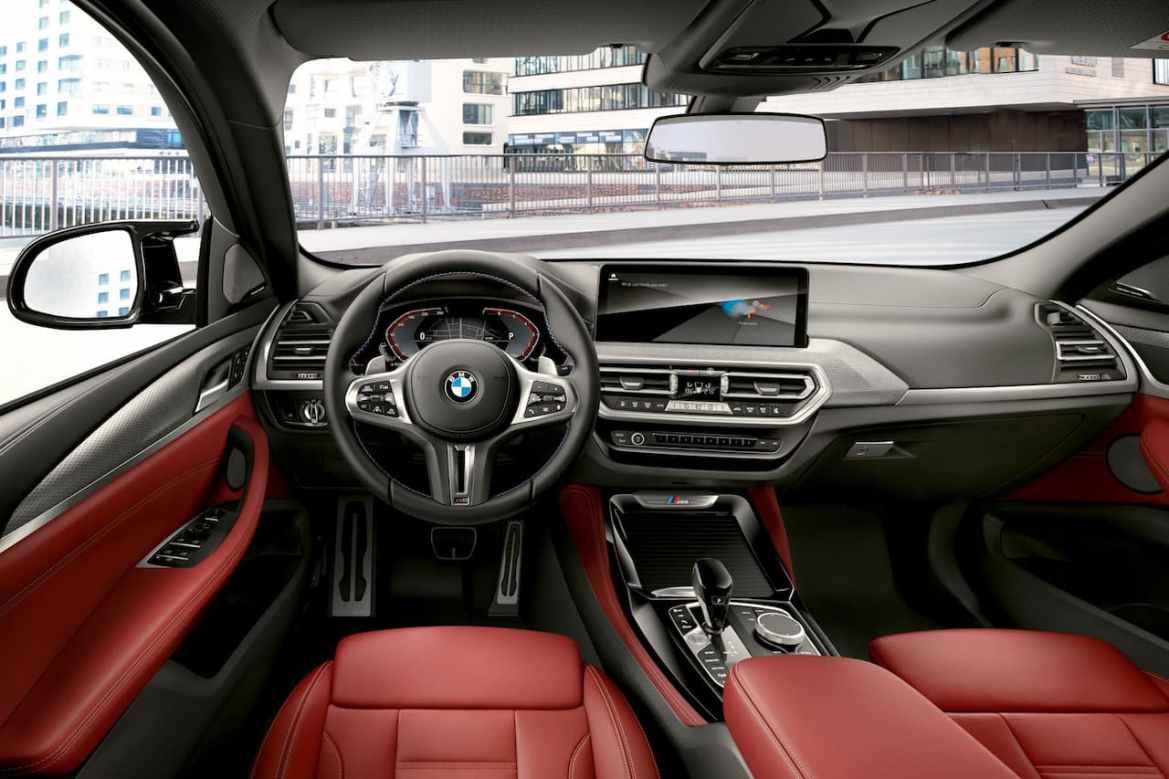 BMW X4 G02 LCI 55