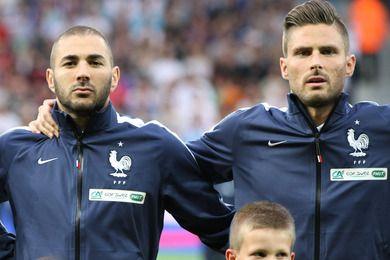 Top Déclarations : Giroud invite Benzema au karting, le vol de Guardiola, tous se lèvent pour Kanté, Donnarumma zlatané...