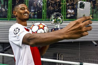 Ajax : Haller, un quadruplé pour une première rêvée en Ligue des Champions