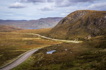 Assynt Hillside Roads Ⅱ