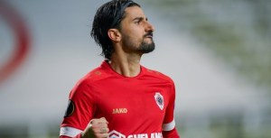 Lior Rapalov scored in the game of the season