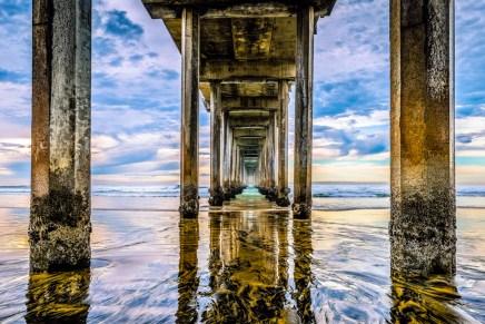 Purple Passage by Mark Handy