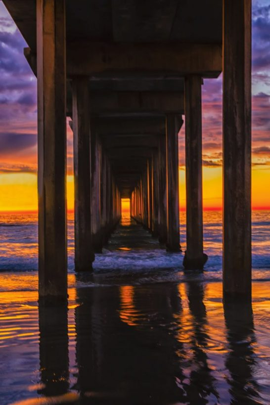 Honorable mention, Iconic San Diego category: Lew Abulafia