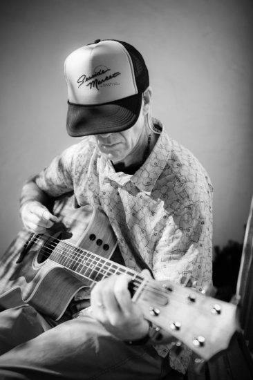 "Honorable mention, Street category: ""Tim on guitar"", Alexander S. Kunz"