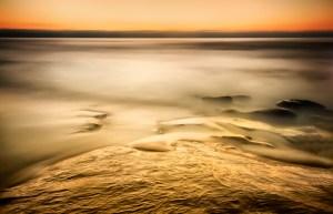 La Jolla Sunset by Larry Vogel