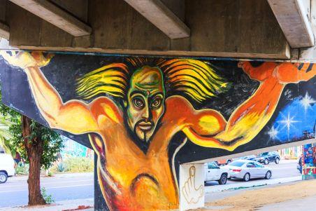 Rick Barr - Graffiti Perspective
