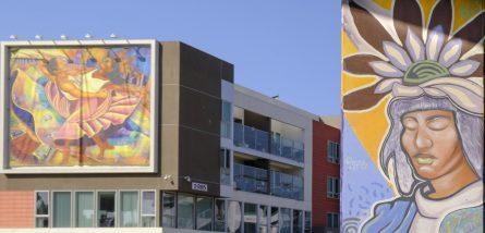 Erica Miller - Chicano Park Murals